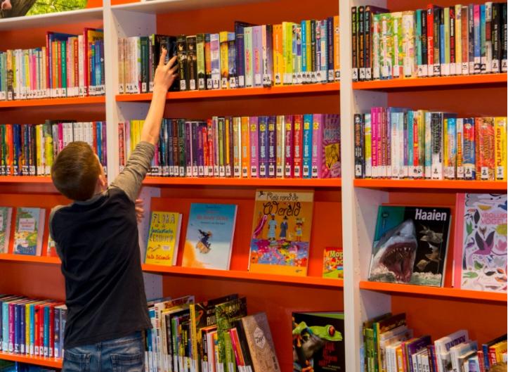 Laatste bibliotheek op school schiedam schiedams nieuws schiedams nieuws - Te creeren zijn bibliotheek ...